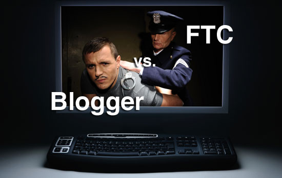 Blogger vs. FTC