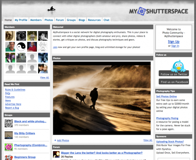 myshutterspace
