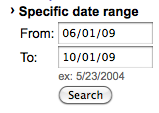 specific-date-range