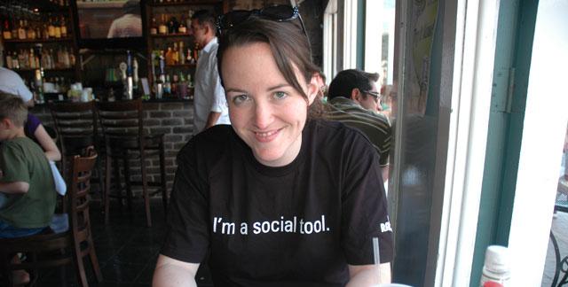 Kate Morris - I'm a Social Tool
