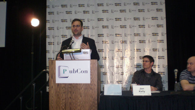Jon Henshaw Speaking at PubCon